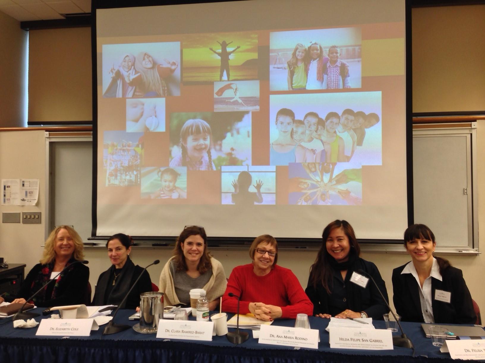 ICTJ panel